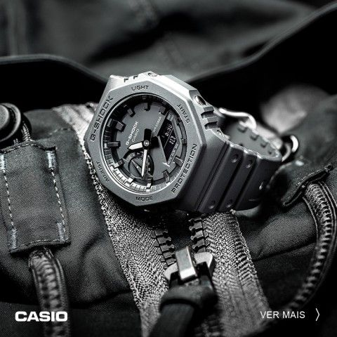 Relógio POLICE Patriot Prateado