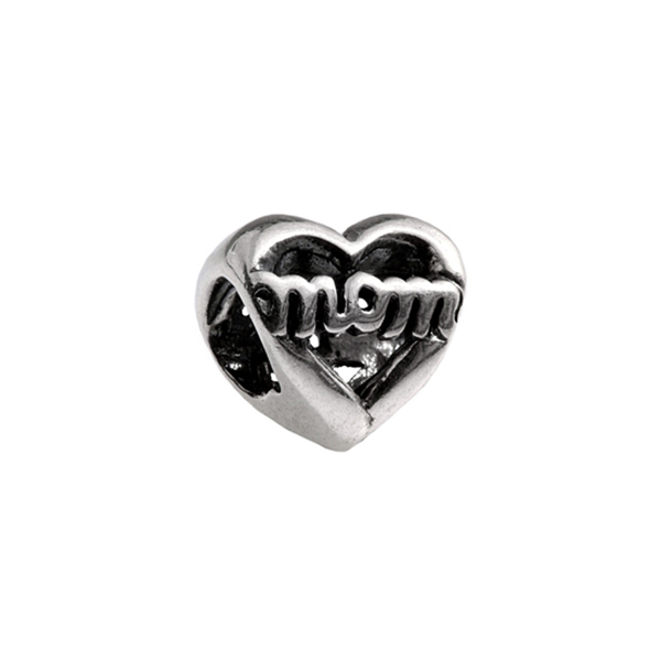 Conta SILVERADO Coração Mãe MS064