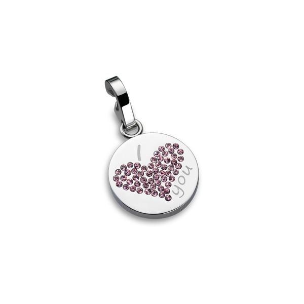 Charm ONE JEWELS Coração OJEBC035