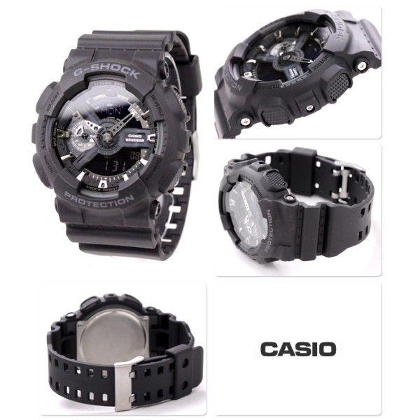 Relógio CASIO G-SHOCK classic Big Case GA-110-1BER