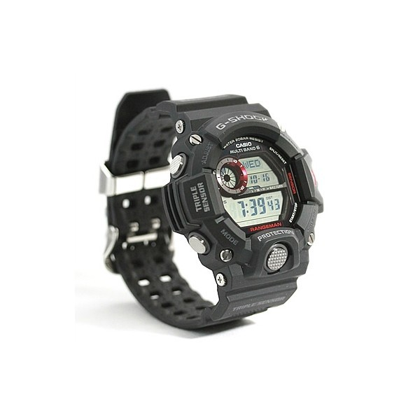 Relógio CASIO G-SHOCK Preto GW-9400-1ER