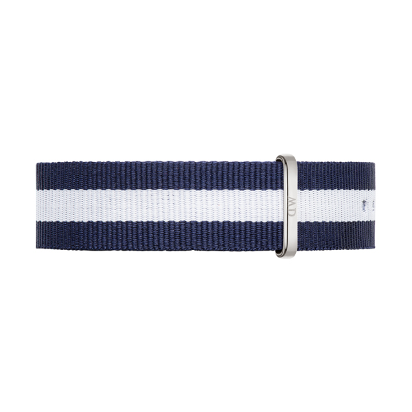 Bracelete DANIEL WELLINGTON Nato Glasgow 20mm S DW00200018