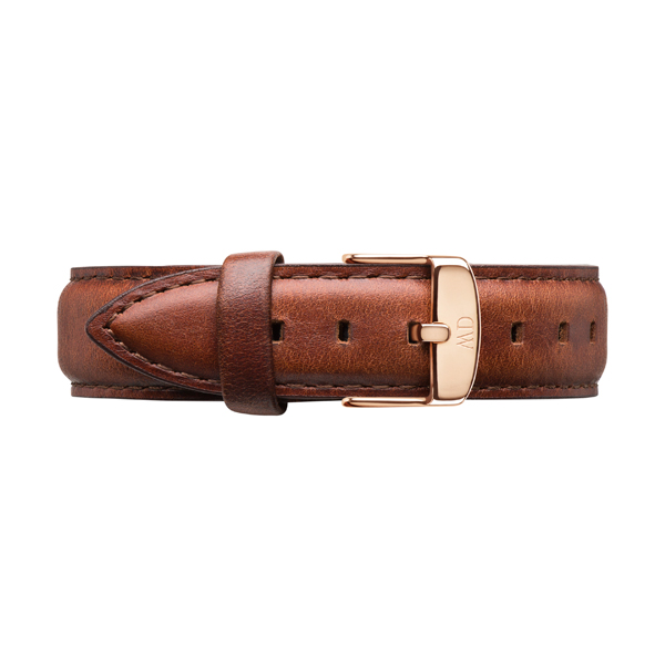 Bracelete DANIEL WELLINGTON Pele St Mawes 18mm RG DW00200035