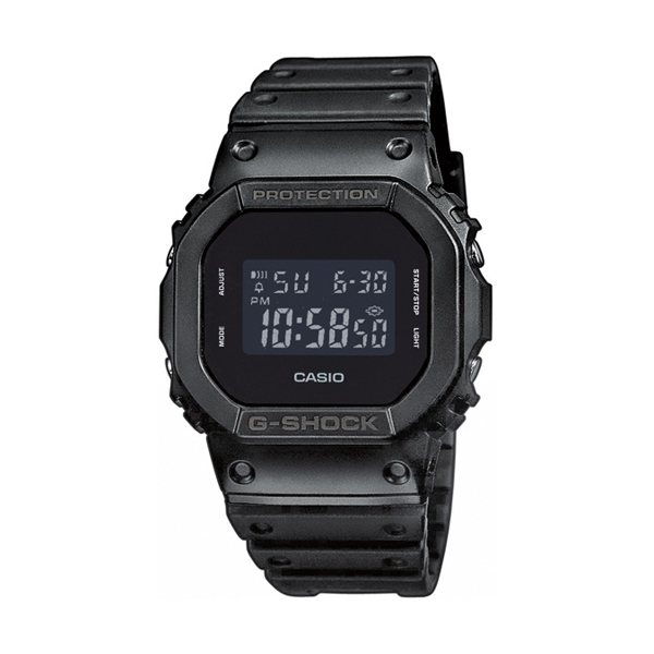 Relógio CASIO G-SHOCK The Origin Preto DW-5600BB-1ER