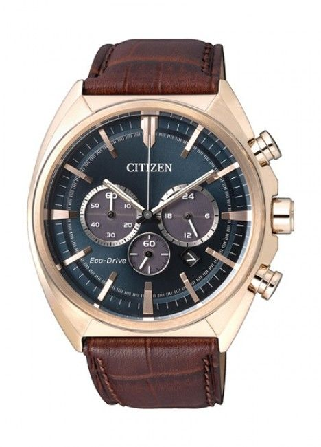 Relógio CITIZEN Elegant Chrono Brown