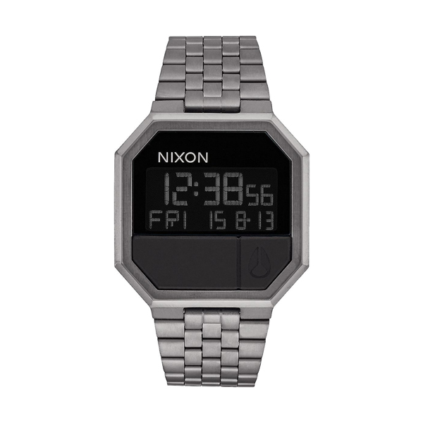 Relógio NIXON Re-Run Gunmetal A158-632