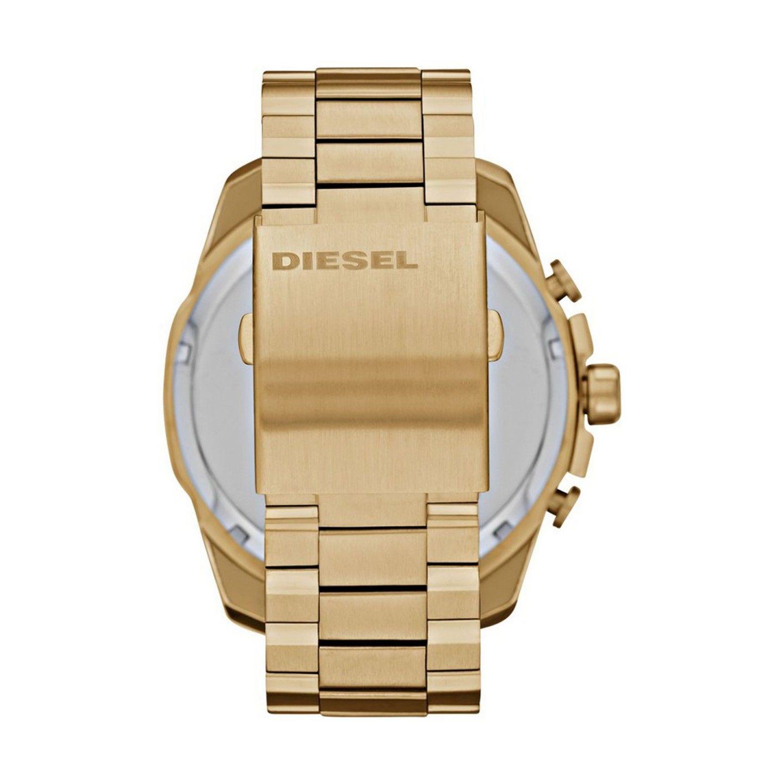 Relógio DIESEL Mega Chief Gold