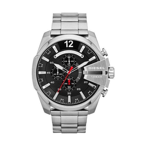 Relógio DIESEL Mega Chief Steel DZ4308