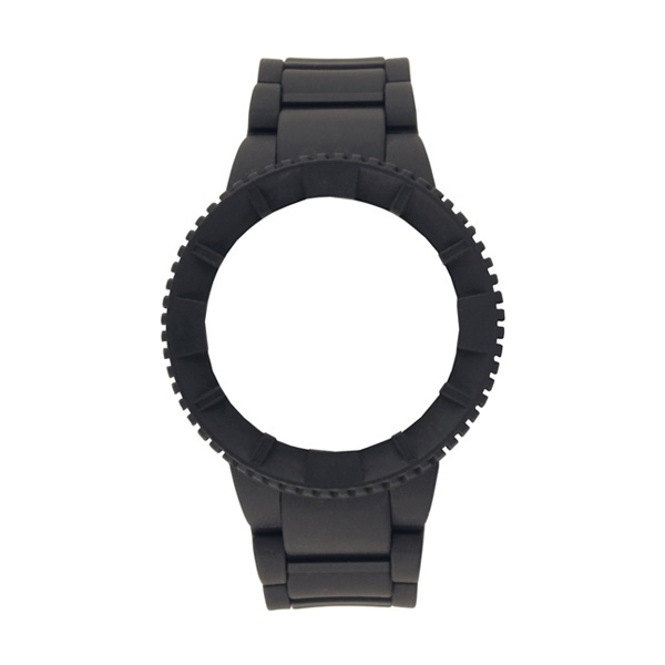 Bracelete WATX M 43 mm Blackout COWA1000
