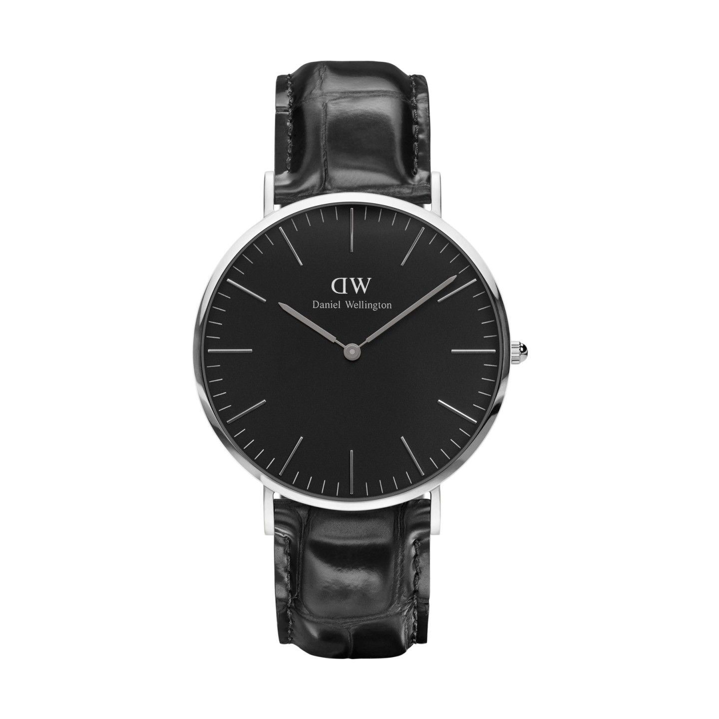 Relógio DANIEL WELLINGTON Classic Black Reading