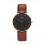 Relógio DANIEL WELLINGTON Classic Black St Mawes