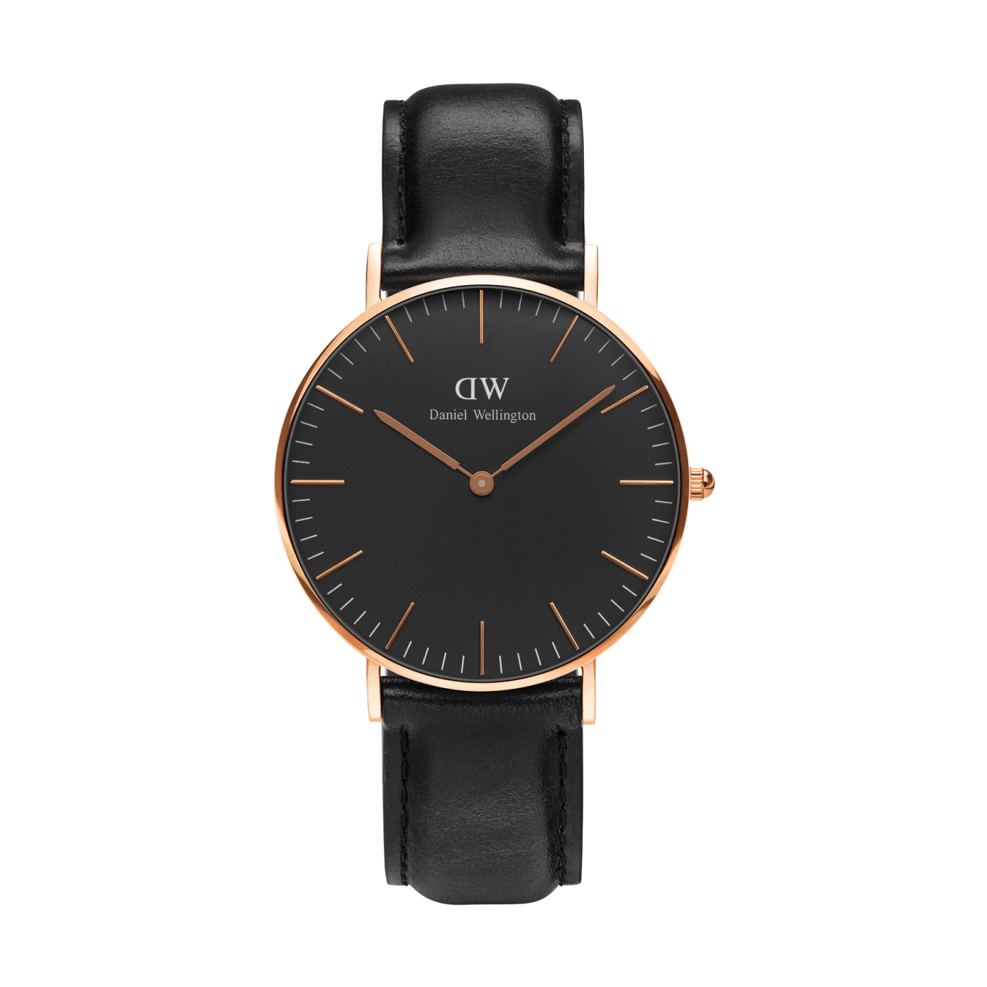 Relógio DANIEL WELLINGTON Classic Black Sheffield