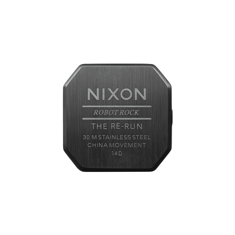 Relógio NIXON Re-Run Preto
