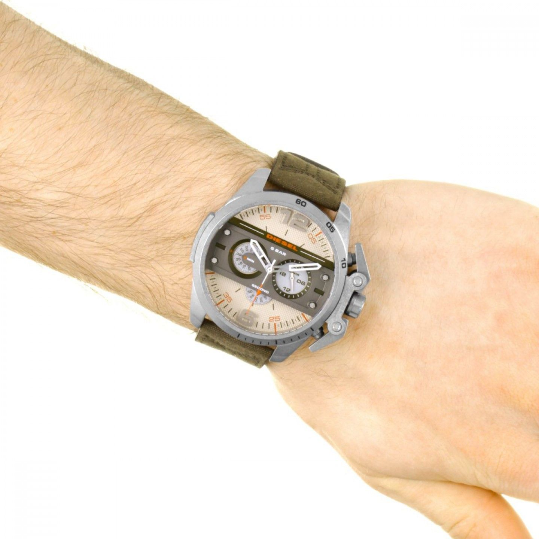 Relógio DIESEL Ironside Advanced Green