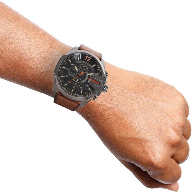 Relógio DIESEL Mega Chief Brown