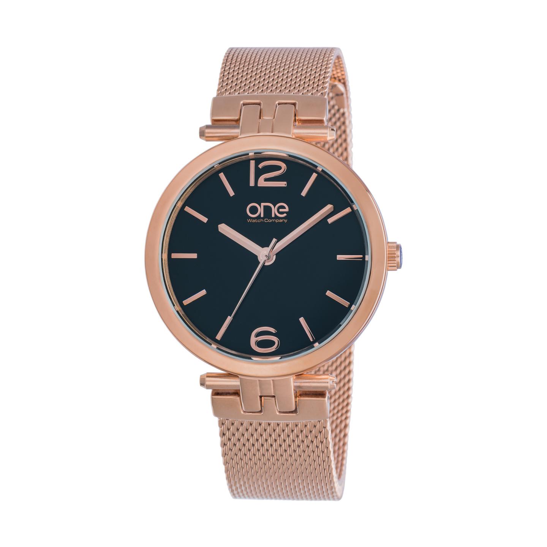 Relógio ONE Zen Ouro Rosa
