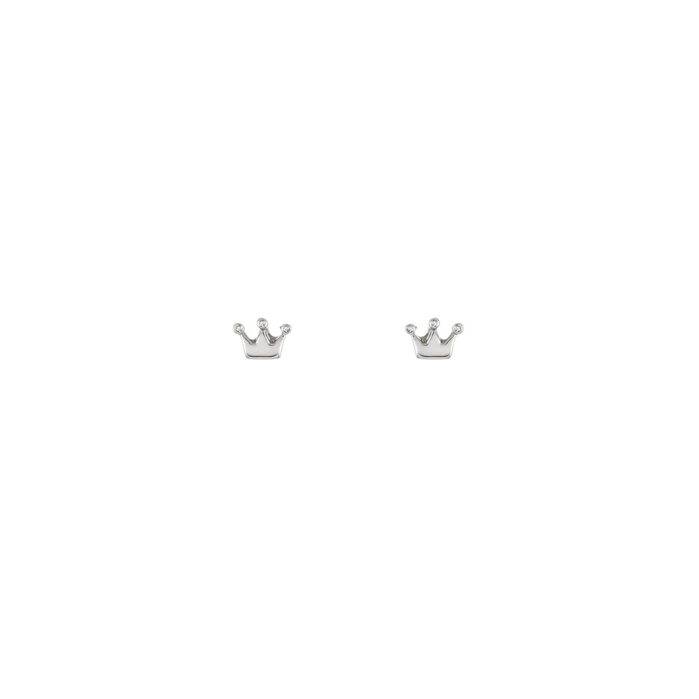 Brincos BOW HAPPY Mini Me Mom&Daughter Crown