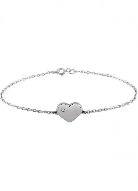 Pulseira BOW HAPPY Mini Me Mom Heart