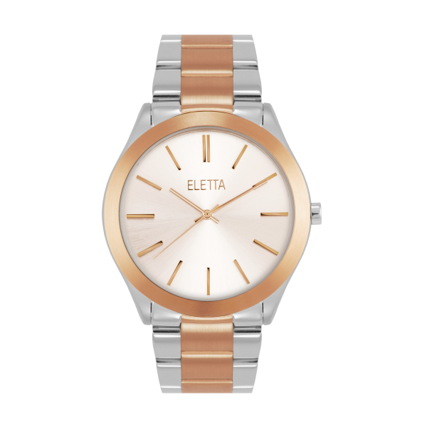 020a44523cb Relógio ELETTA Bright Silver - ELA640LBMT