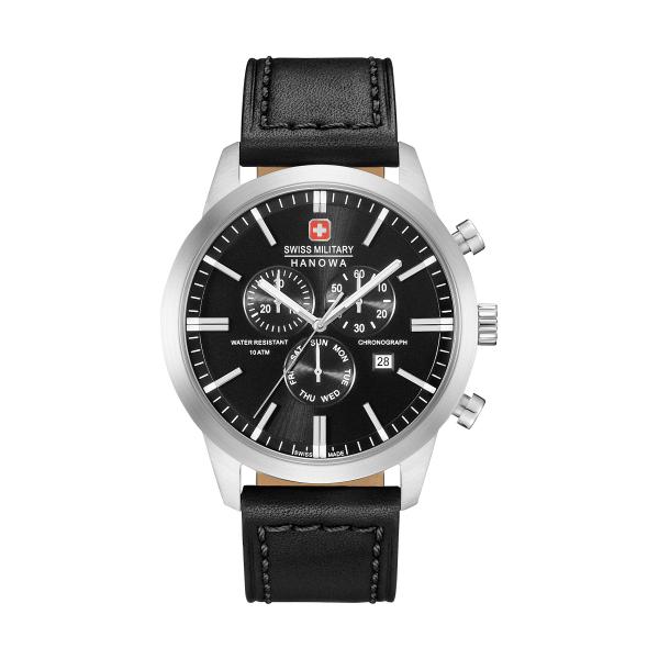 534822f89db Relógio SWISS MILITARY Chrono Classic - SM06430804007
