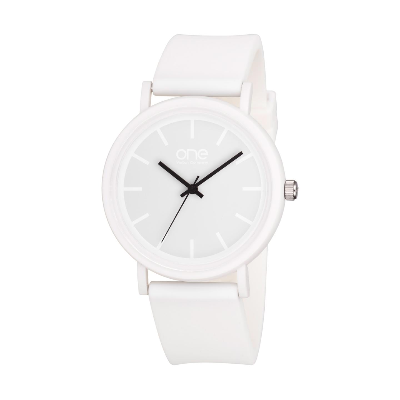 Relógio ONE COLORS Pale White