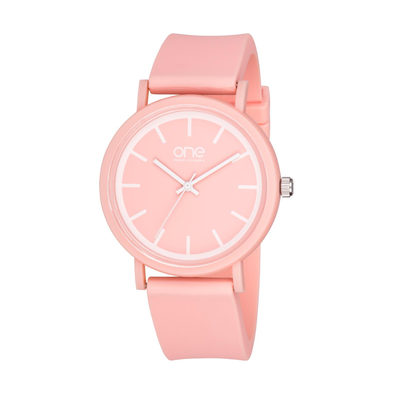 Relógio ONE COLORS Pale Rosa