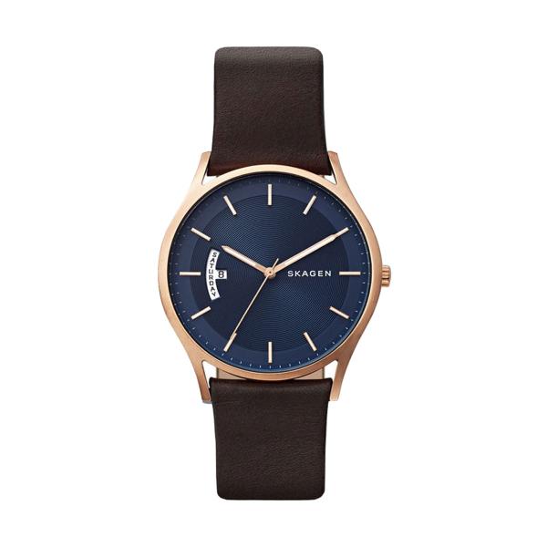 Relógio SKAGEN Holst Castanho - SKW6395   Bluebird 2638d52361