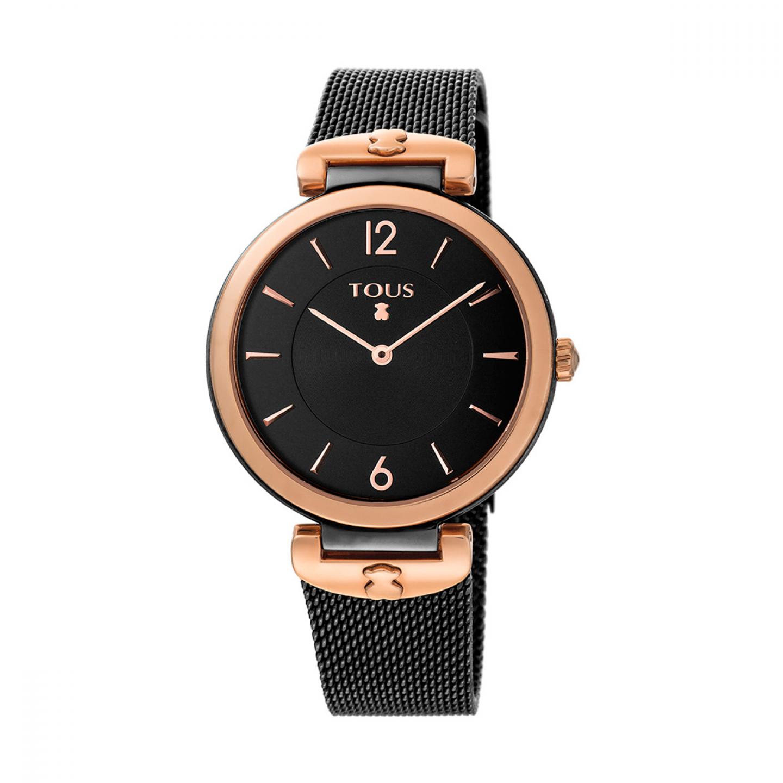 Relógio TOUS S-Mesh Preto