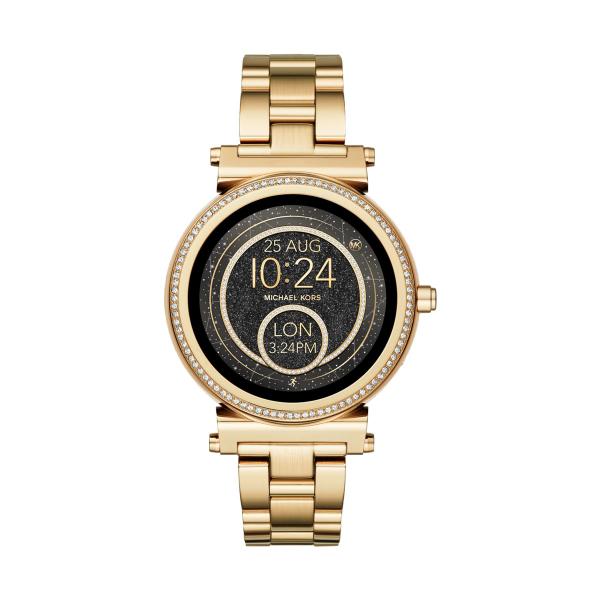 6f85e2db8f1f3 Relógio Inteligente MICHAEL KORS Access Sofie (Smartwatch) - MKT5021 ...