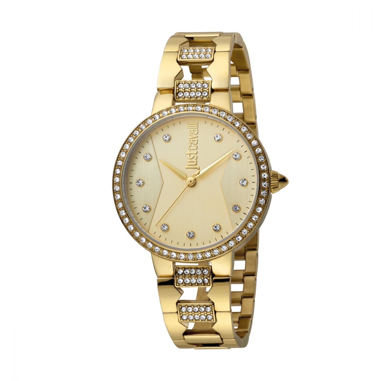 Relógio JUST CAVALLI Rock Dourado