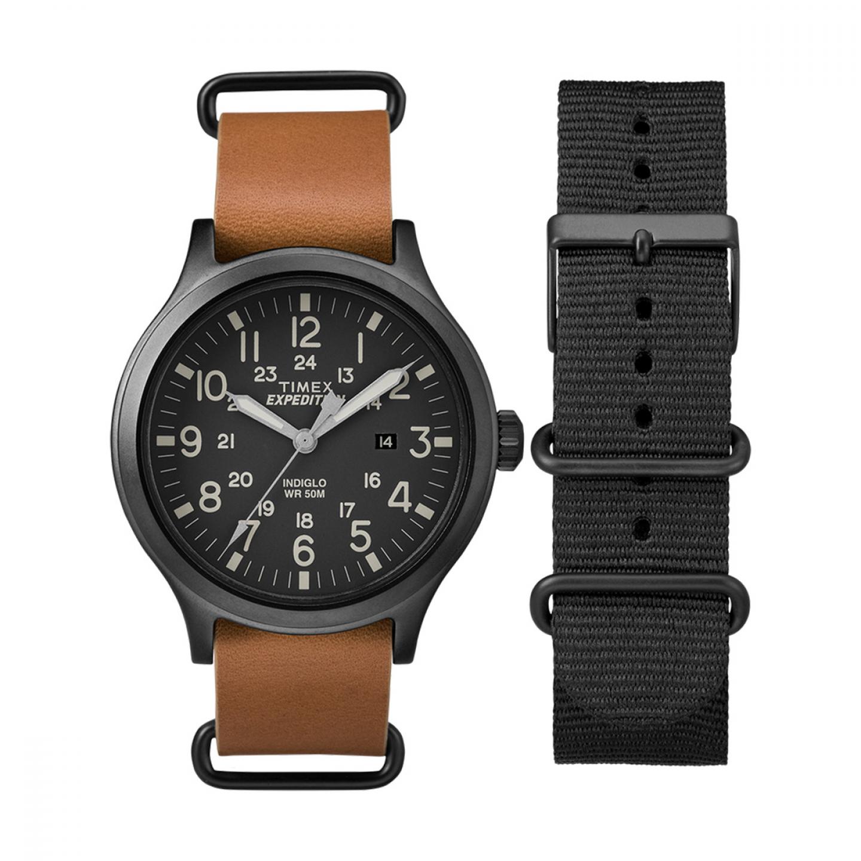 Gift Set Relógio TIMEX Scout