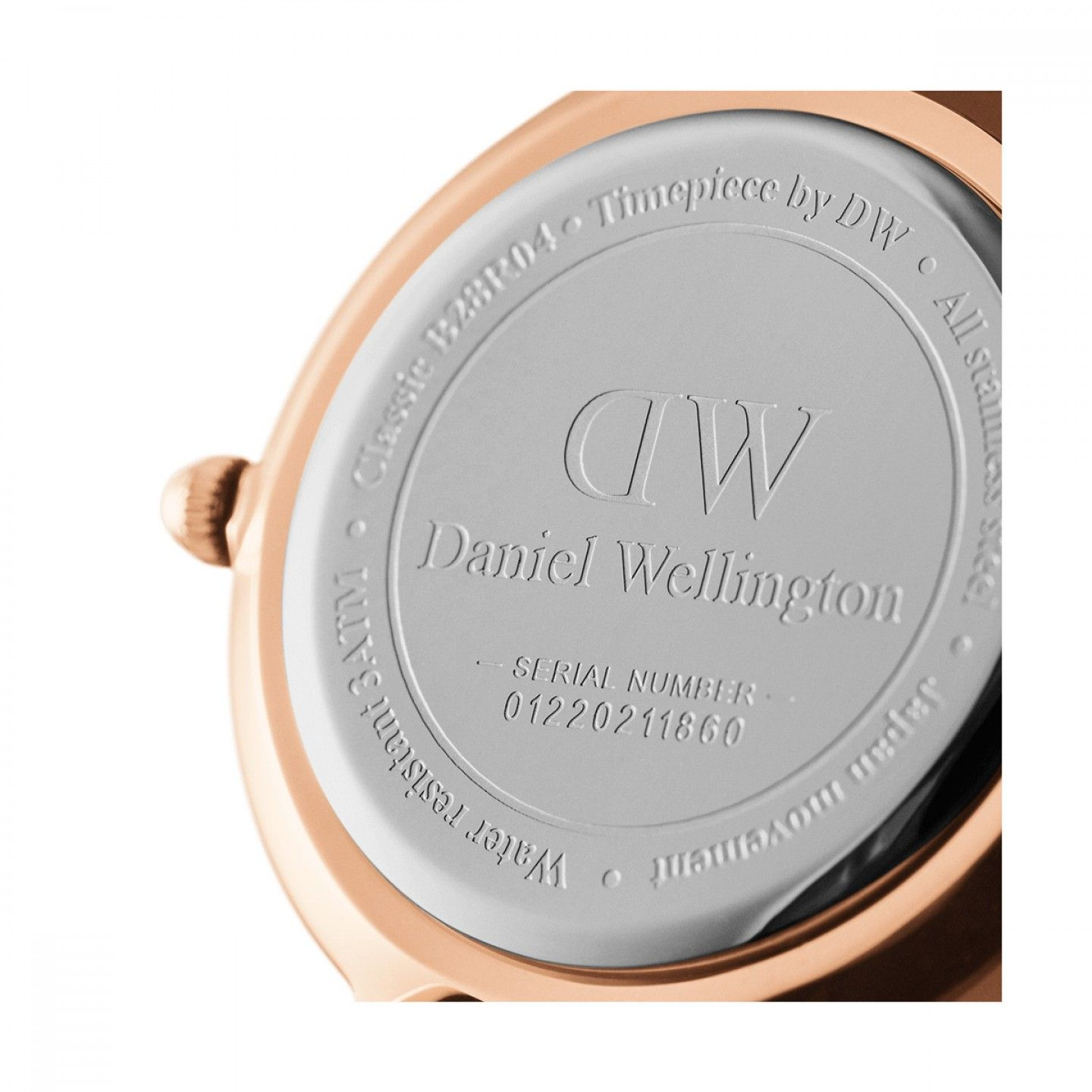 Relógio Daniel Wellington Classic Petite Black Ashfield