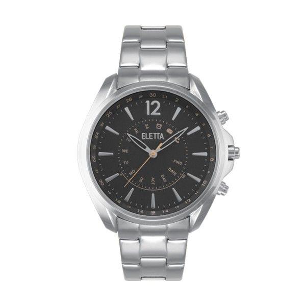 Relógio ELETTA Sync Prateado ELA710SPMS