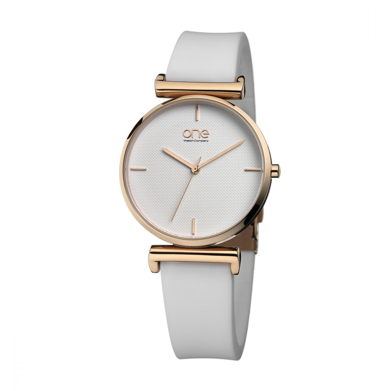 Relógio ONE Finesse Branco