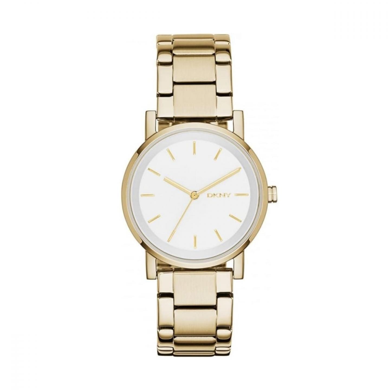 Relógio DKNY Soho Dourado