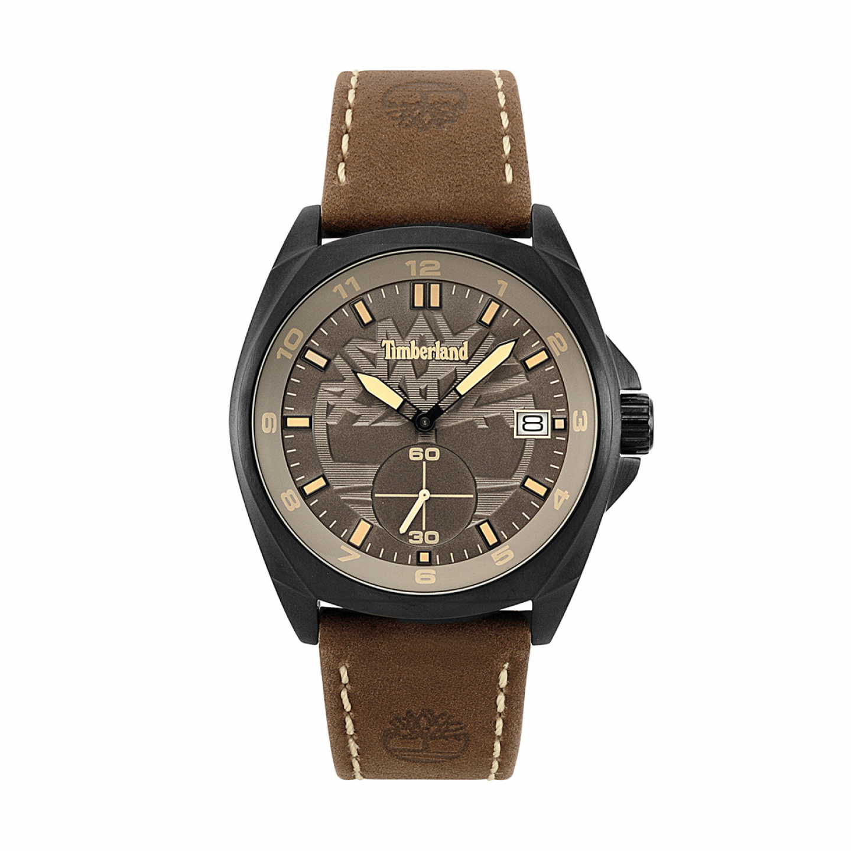 Relógio TIMBERLAND Hutchington Castanho
