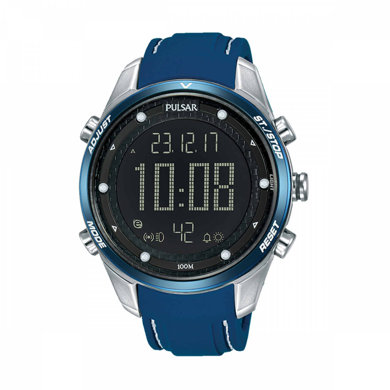 Relógio PULSAR Active Azul
