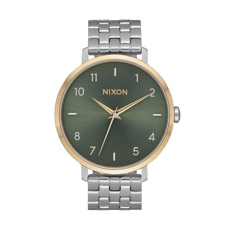 Relógio NIXON Arrow Prateado