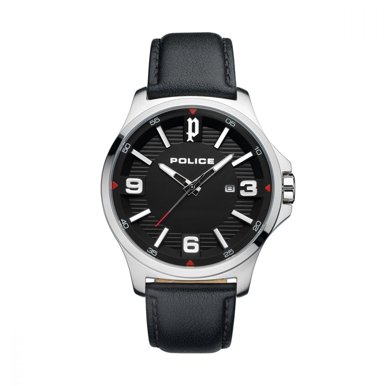 Relógio POLICE Clan Preto