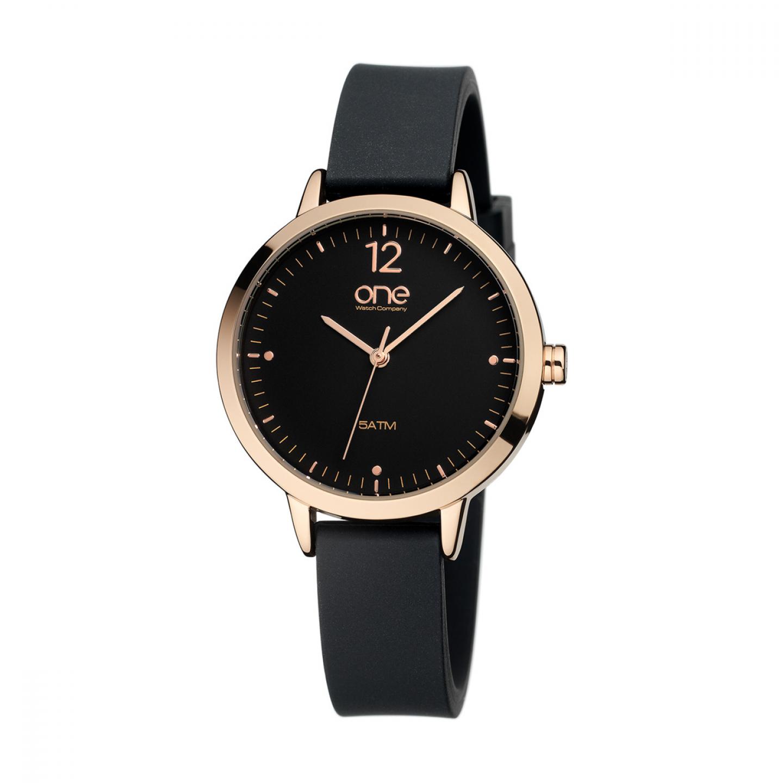 Relógio ONE COLORS Nuance Preto