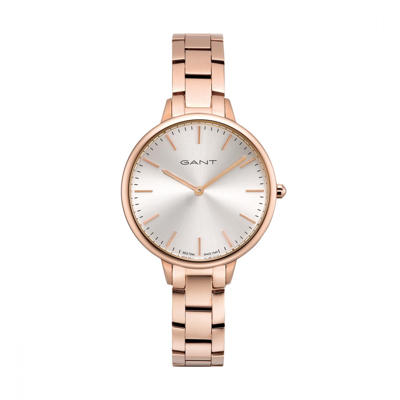 Relógio GANT Sarasota Ouro Rosa