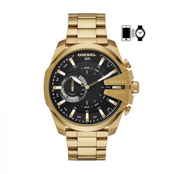 Relógio inteligente DIESEL ON  Mega Chief Hybrid (Smartwatch DZT1013