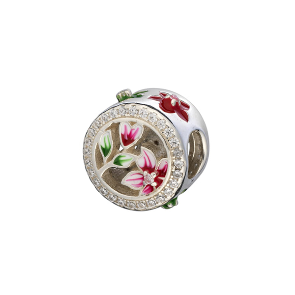Conta SILVERADO Flower of Love HE-769-S