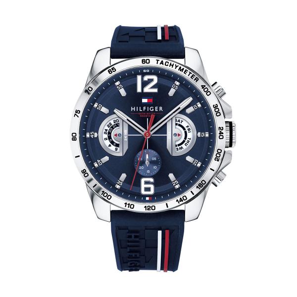 f1577a02d0e Relógio TOMMY HILFIGER Decker Azul - 1791476