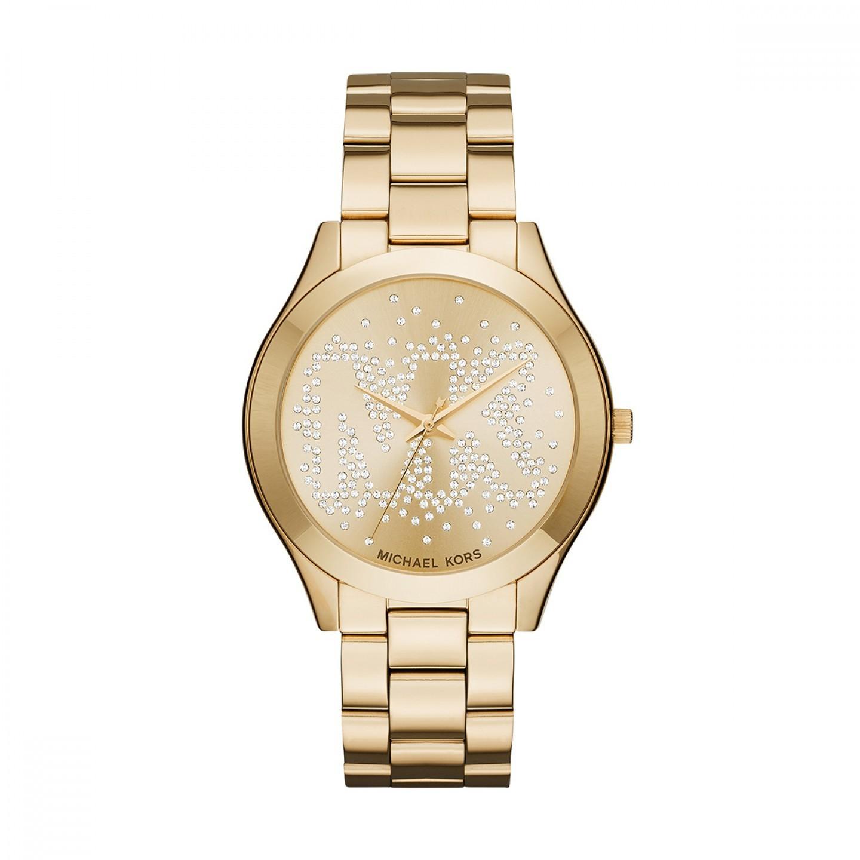 Relógio MICHAEL KORS Slim Runway Dourado