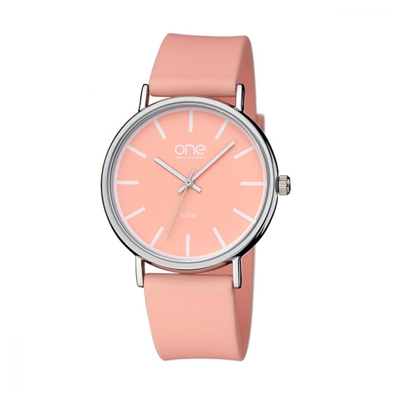 Relógio ONE Pale Rosa