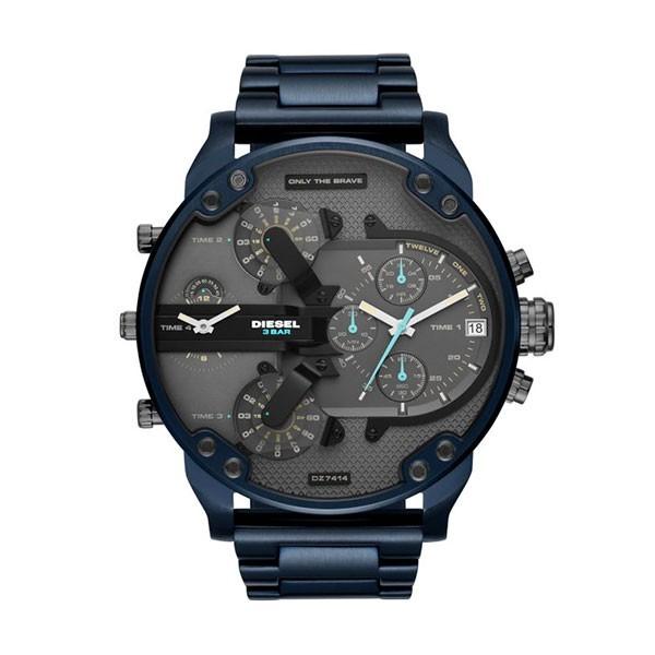 42bbffcd000 Relógio DIESEL Mr Daddy Azul - DZ7414