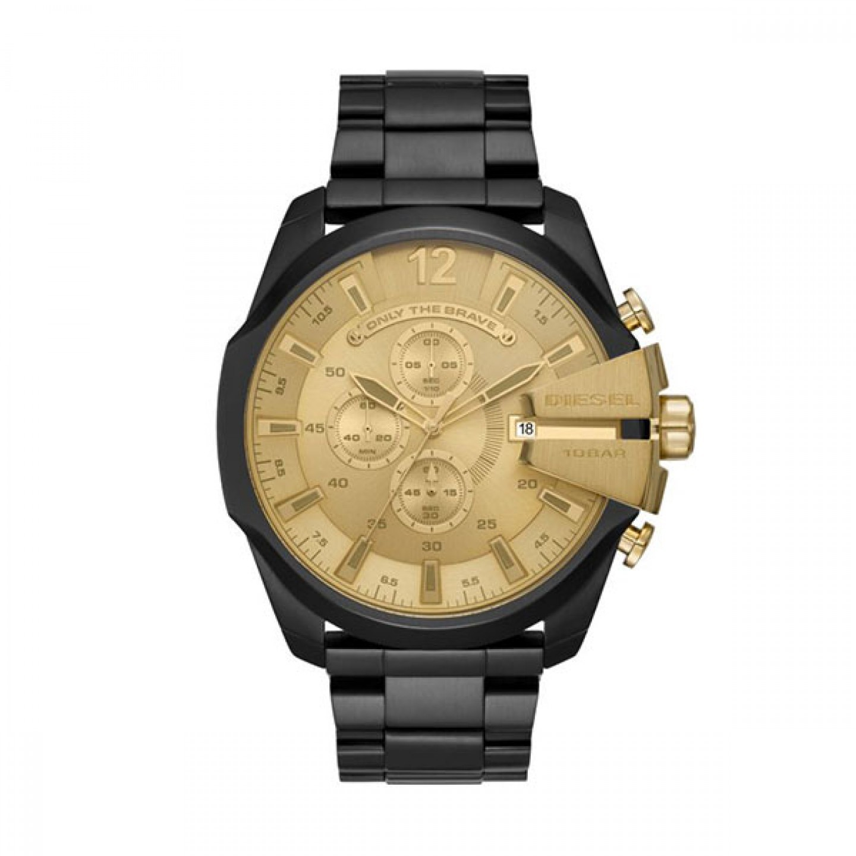 Relógio DIESEL Mega Chief Preto