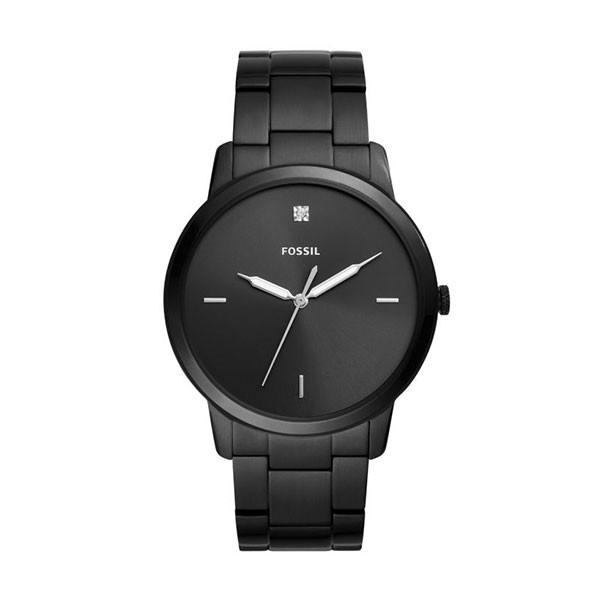 Relógio FOSSIL Minimalist Preto FS5455