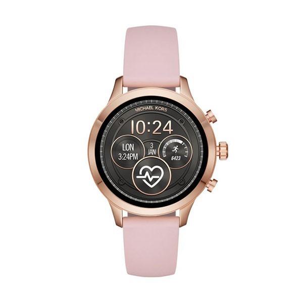 Relógio Smartwatch MICHAEL KORS ACCESS Runway Rosa MKT5048